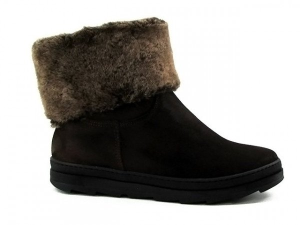 4978 SH d.brown suede brise, вид 2